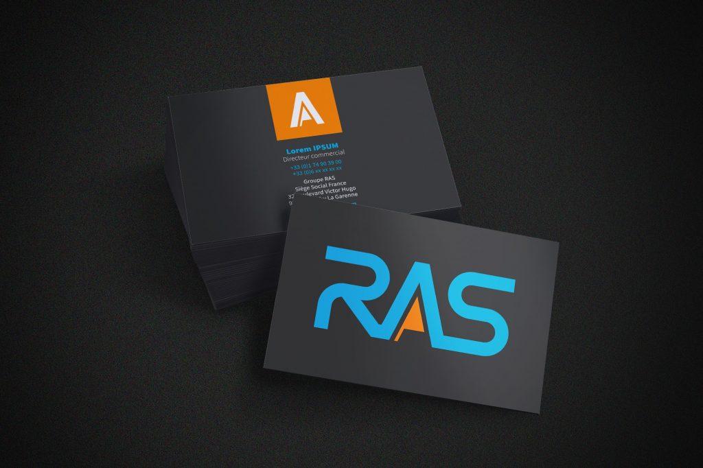 Cartes de visite de RAS