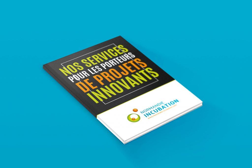 Brochure de Normandie Incubation