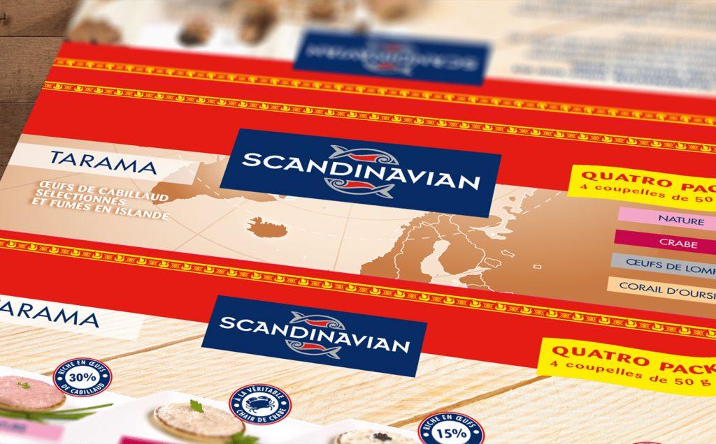 Packagings de Scandinavian