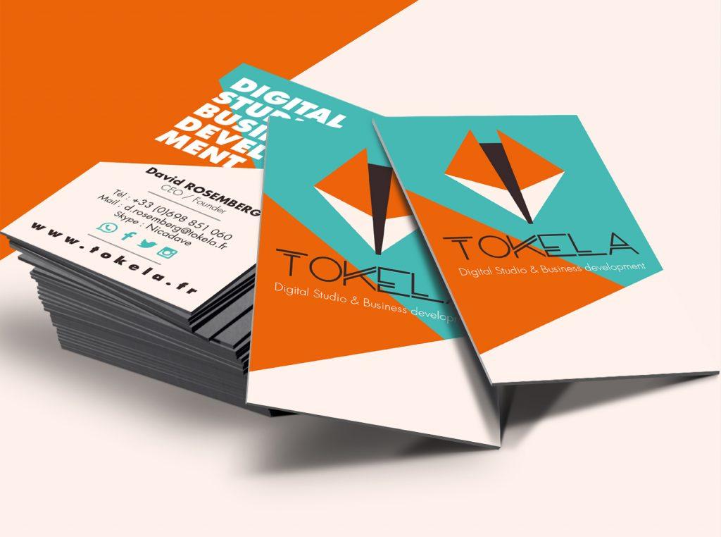 Cartes de visite de Tokela